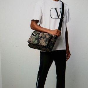 Messenger  bag camo